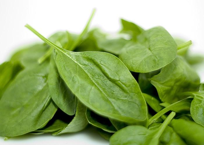 Польза шпината для здоровья женщины